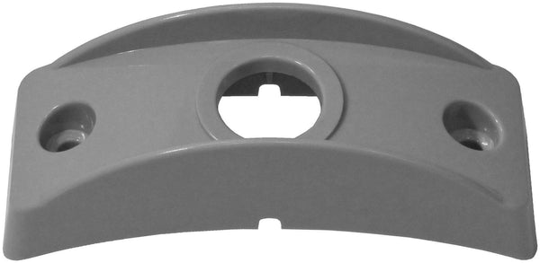 Peterson B176-13 Gray Curved Surface Mount Bracket & Brush Guard