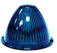 Peterson 110-15B Blue Beehive Replacement Lens - Levine Auto and Truck Lighting