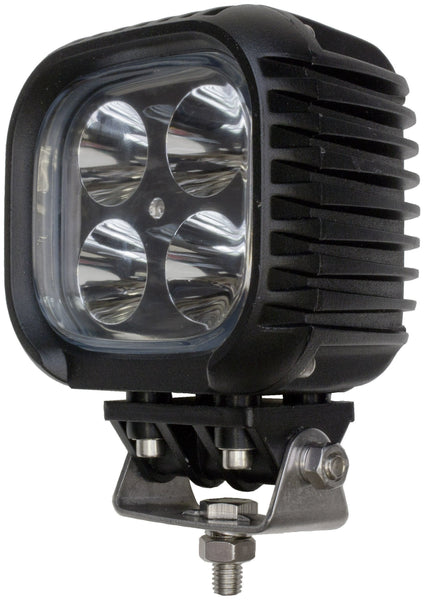 "Peterson 917-MV Great White®  4""x4"" Square LED Work Light (Discontinued)"