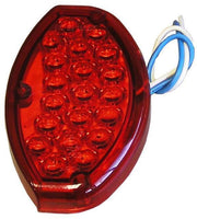 Peterson 1288F LED REPLACEMENT REAR FOG LIGHT ECE MULTI-VOLTAGE