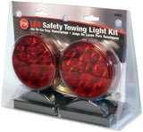 Peterson V955 LumenX® LED Magnetic-Mount Auxiliary Tow Complete Light Kit