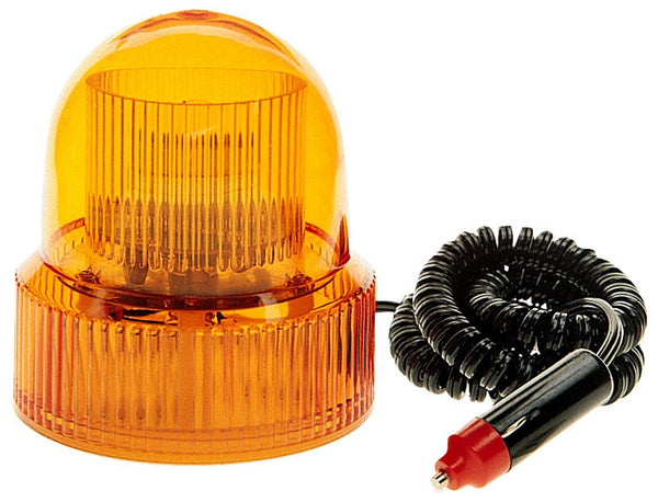 Peterson V772A Amber LED Flashing Beacon w/Magnetic Mount