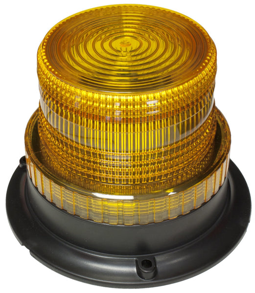 Peterson 762A Amber 360 Degree LED Strobing Beacon