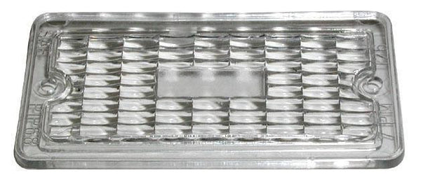 Peterson 126-25C Clear Rectangular Clearance/Side Marker Replacement Lens
