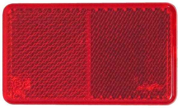 Peterson 1283R Red ECE-Compliant Reflector