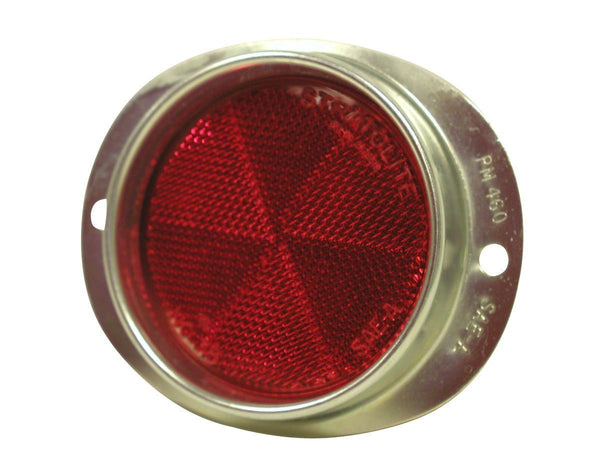 Peterson B460R Red Steel Oval Reflector