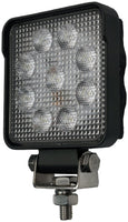 Peterson V910-MV Square Great White® LED Pedestal-Mount Work Light