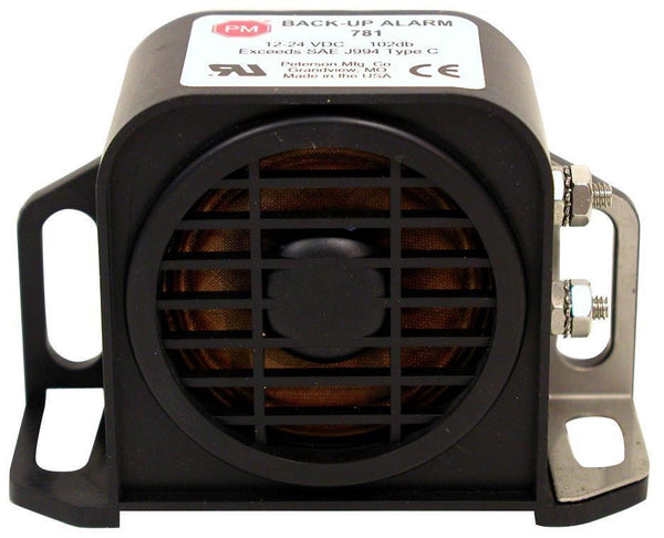 Peterson V781 Back-Up Alarm (102 DBA)