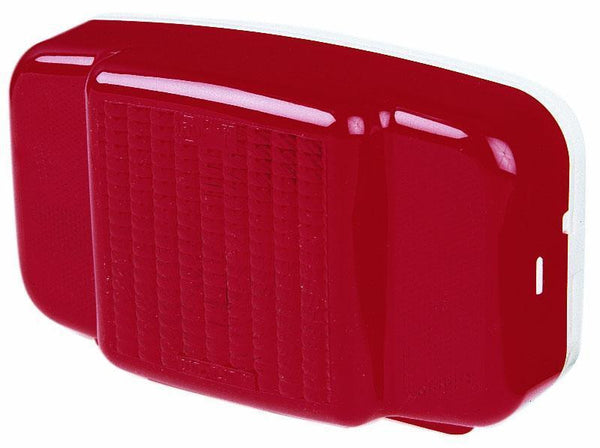 Peterson V457L Red Combination Tail Light w/License Light