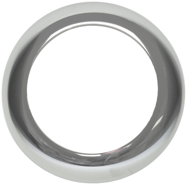 Peterson B418-10 Chrome Round Decorative Bezel