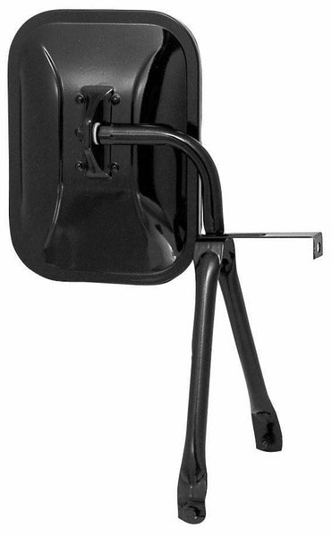 Peterson 820 Black Universal Swing-Away Mirror