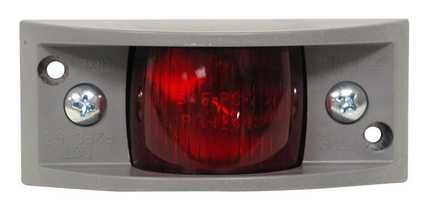 Peterson M122R Red Vanguard II Armored Clearance & Side Marker Light