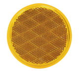 Peterson B475A Amber Round Quick-Mount Reflector