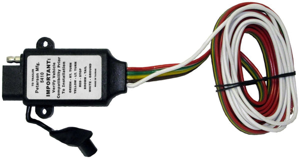 Peterson B5410 Tail Light Converter Complete Kit