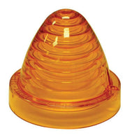 Peterson 117-25 Amber Beehive Cab Marker Replacement Lens - Levine Auto and Truck Lighting