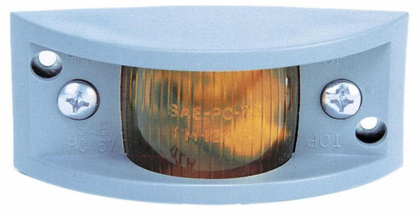Peterson M122A Amber Vanguard II Armored Clearance & Side Marker Light