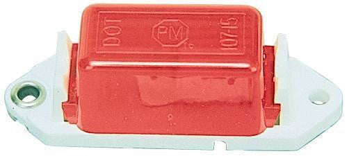 Peterson 107WR Red Mini-Lite Clearance Marker Light