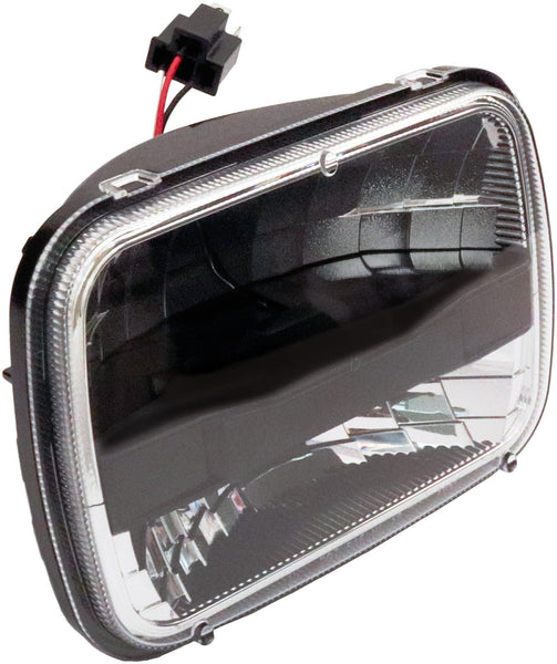 "Peterson 705C High and Low Beam 5"" x 7"" Rectangular LED Headlight"