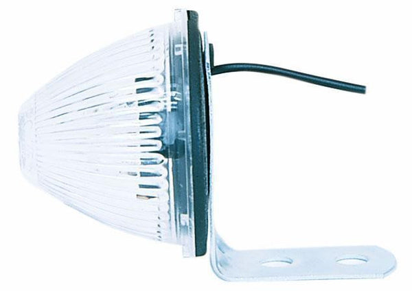 Peterson 110-15C Clear Beehive Lens - Levine Auto and Truck Lighting