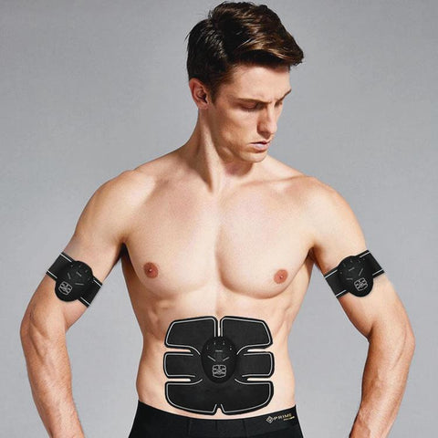 Smart Fit Kit™ ELECTRIC MUSCLE STIMULATOR
