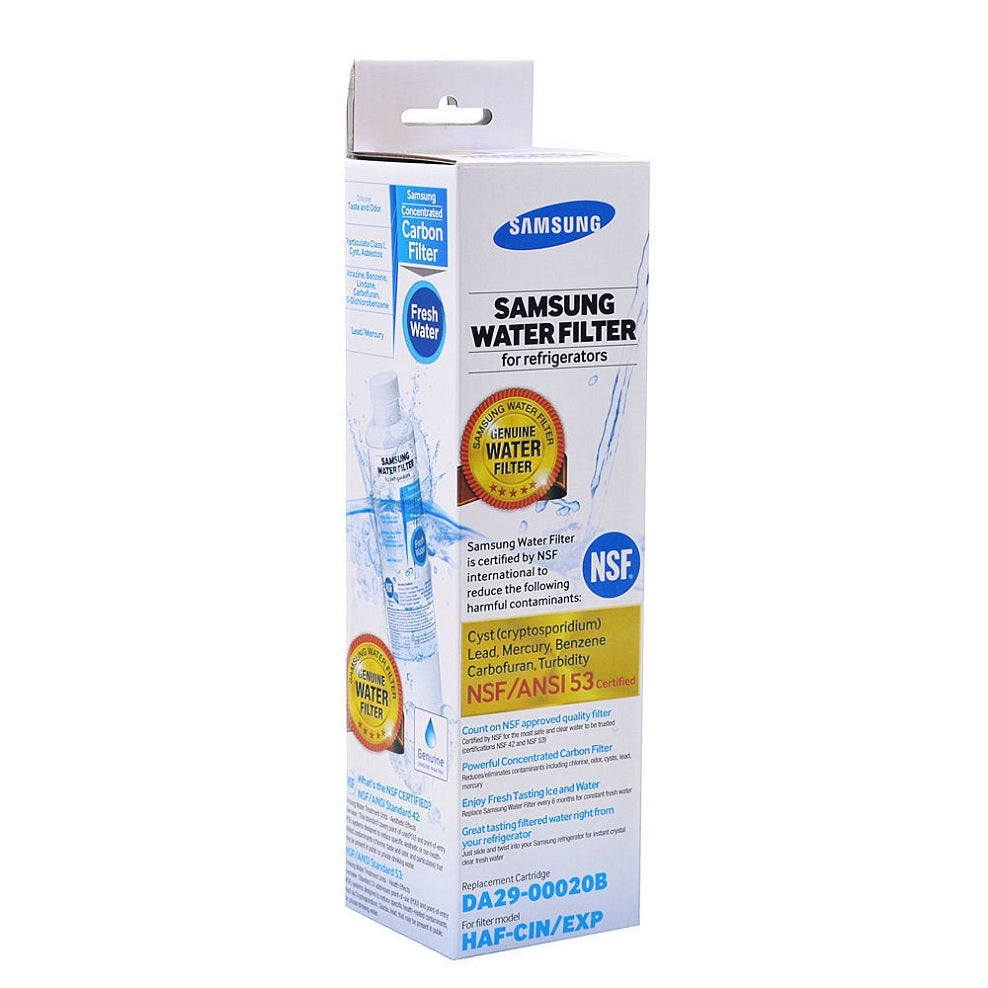 Samsung HAF-CIN/EXP Refrigerator Water Filter DA29-00020B - Fine Filters
