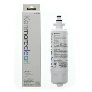 Kenmore Clear Refrigerator Water Filter 469690 - Fine Filters