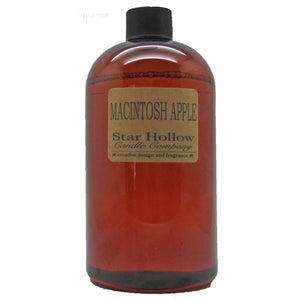16 Oz Fragrance Oil Macintosh Apple