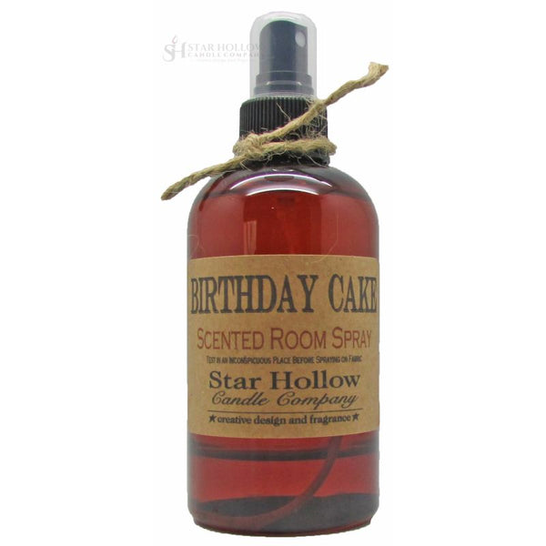 8 Oz Room Spray Birthday Cake