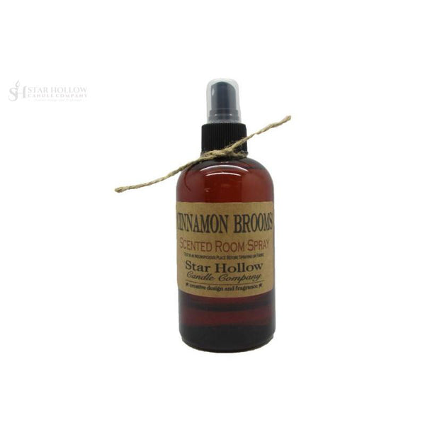 8 Oz Room Spray Cinnamon Brooms