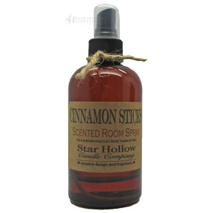 8 Oz Room Spray Cinnamon Sticks