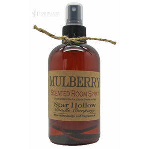 8 Oz Room Spray Mulberry