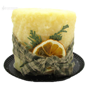Electric Candle Evergreen & Citrus