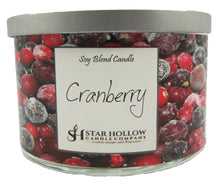 Large Silver Lid Jar Cranberry