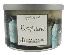 Large Silver Lid Jar Farmhouse