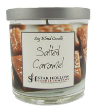 Small Silver Lid Jar Salted Caramel