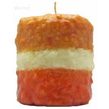 Large Hearth Fatty Candy Corn