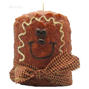 Large Hearth Fatty Gingerbread Man