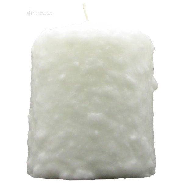 Large Hearth Fatty White Cotton & Bergamot