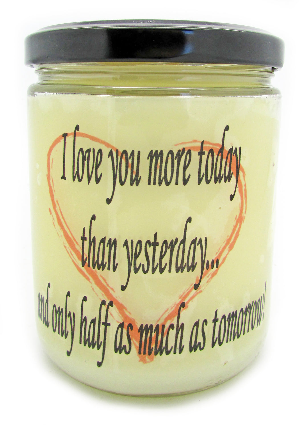 Quote Jar More Today Baked Apple Pie