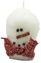 Taddy Fatty Snowman White