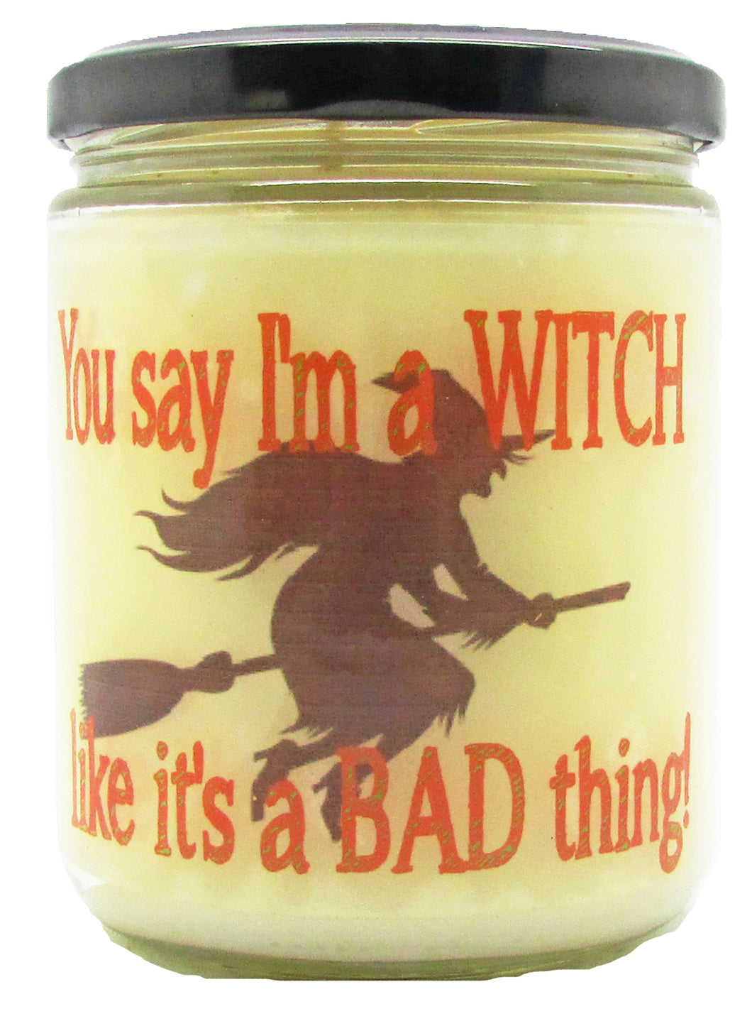 Quote Jar Witch Candy Corn