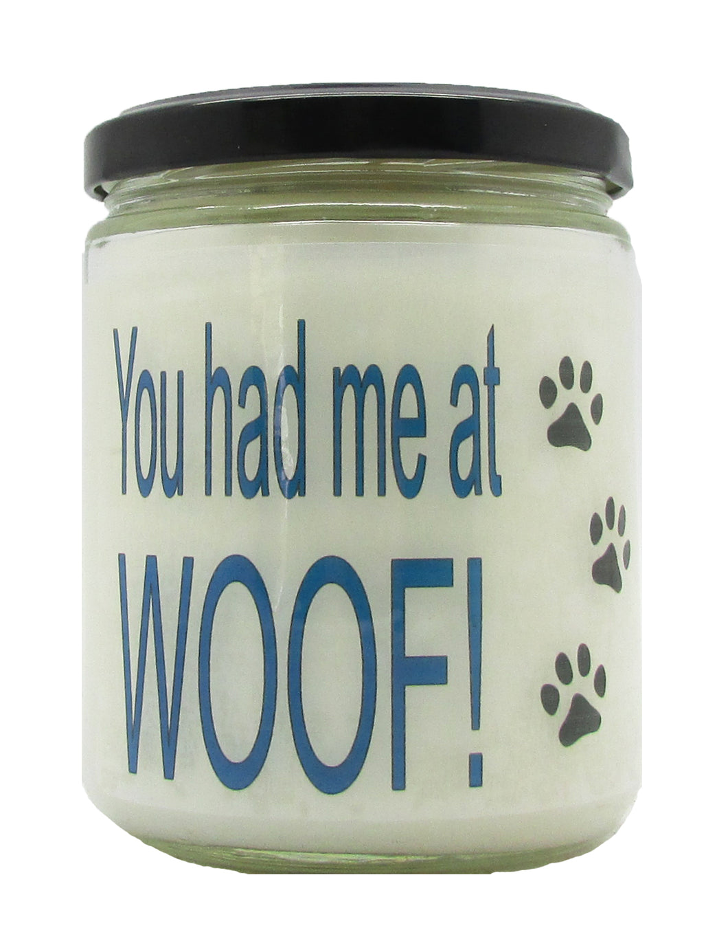 Quote Jar Woof