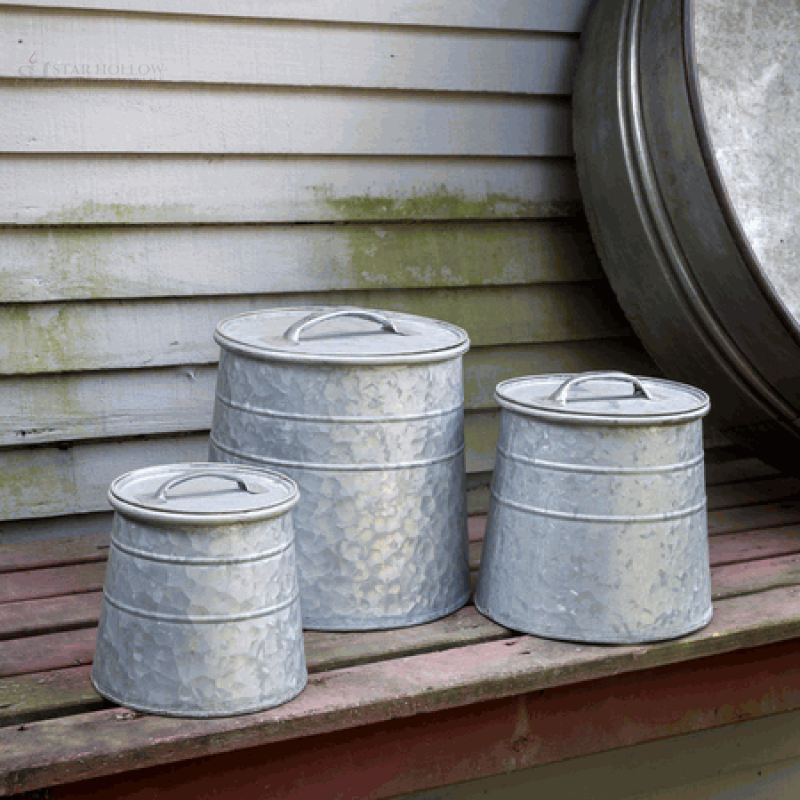 Bulk Seed Canisters
