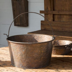 Copper Stew Pot