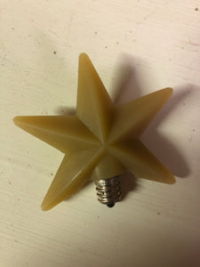 Star light bulb