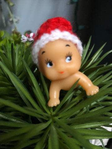 Cupie Doll Santa Baby Ornament