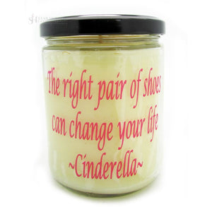 Quote Jar Cinderella Baked Apple Pie