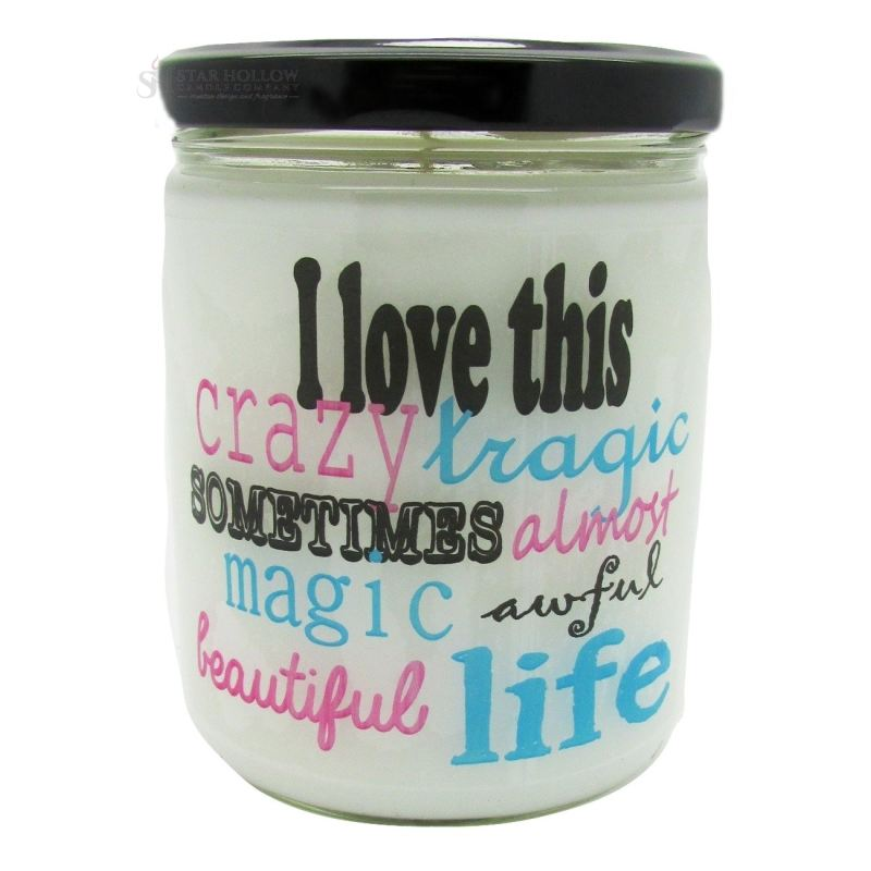 Quote Jar Crazy Life Baked Apple Pie