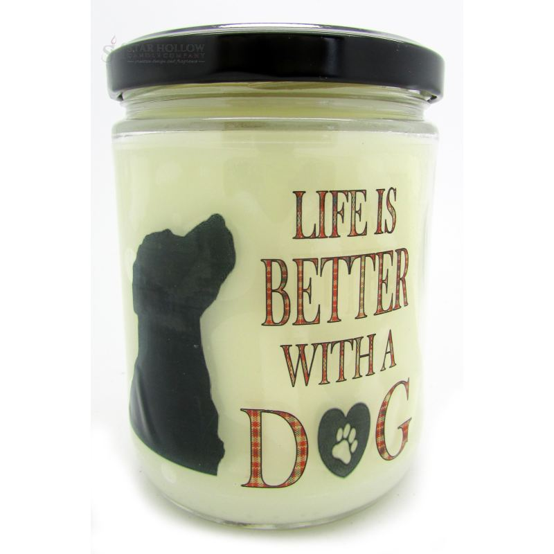Quote Jar Life Dog Baked Apple Pie
