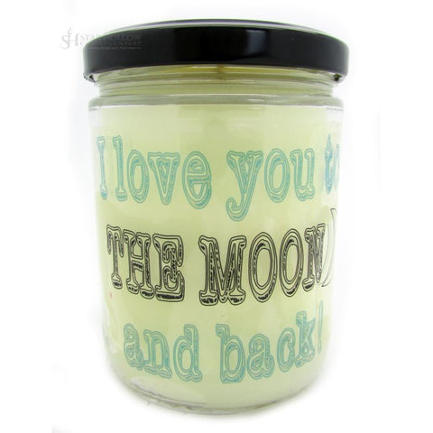 Quote Jar Moon Baked Apple Pie